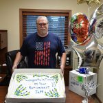 Major's Technical Support Manager Retires After 34 Years